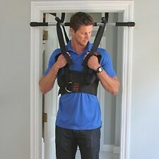 Lower Back Stretcher Spinal Device Traction Lumbar Ultimate Medium Harness Only