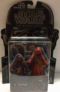 STAR WARS The Black Series #20 Jawas Disney 3.75 inch