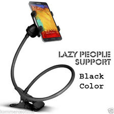 Universal Long Lazy Mobile Phone Holder Stand For Bed Desk Table Car