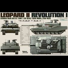 1/35 TIGER MODEL LEOPARD II REVOLUTION 1 MAIN BATTLE TANK TM4629