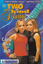 Camp Rock 'n' Roll (Two of a Kind Diaries), Mary-Kate Olsen & Ashley Olsen, Used
