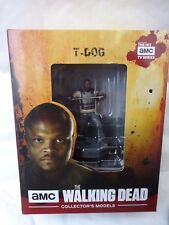 AMC The Walking Dead Issue 23 T-DOG Eaglemoss Figurine Collectors Model + MAG