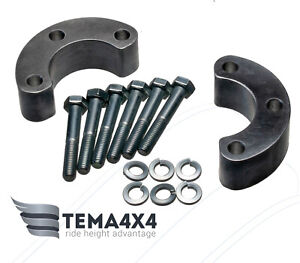 Front upper ball joint spacers 25mm for Mazda BT-50, B2500 | Ford Ranger