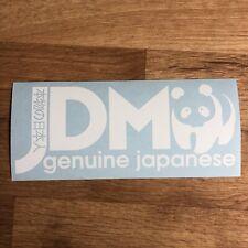 JDM Genuine Japanese Stickers Vinyl Decal Drift Nissan Skyline Civic Toyota