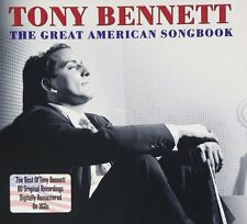 The Great American Songbook - Tony Bennett [SAME DAY DISPATCH * NEW SEALED]