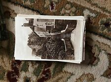 T2-1 postcards x 2  unused old ypres castle and steps