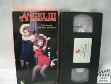 Angel III  (3) : The Final Chapter * VHS * Mitzi Kapture