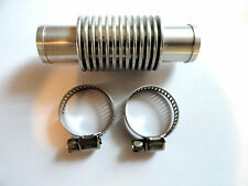 Silver Made In The Usa Inline Water Cooler 3/4 Id Hose Universal Dirtbike Atv