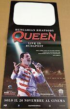 The Queen Hungarian Rhapsody Locandina 35x70cm I° Ed ITA Originale