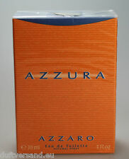 Azzura Azzaro 30 ml Eau de Toilette EdT Spray Neu / Folie