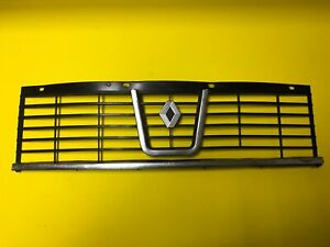Renault R12 TL 12TL Front Radiator Grill Calandre Kühlergrill Genuine NOS Rare
