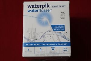Waterpik Water Flosser For Teeth, Portable Electric For Travel/Home (Nano Plus)
