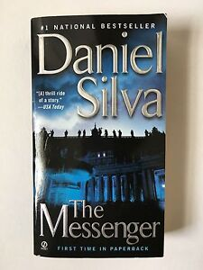 The Messenger by Daniel Silva (2007, Paperback)