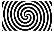 Optical Illusion vinyl Decal / Sticker