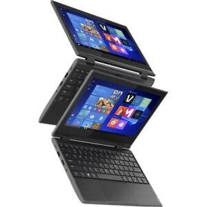 Lenovo 300e Windows 2nd Gen 81M900CAUS 11.6  Touchscreen Netbook - HD - 1366 x 7