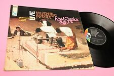 RAVI SHANKAR LP LIVE AT MONTEREY POP FESTIVAL ORIG GERMANY EX TOPP JAZZ