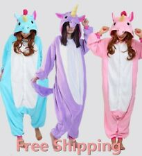 Adult Unisex Kigurumi Pajamas Unicorn Tenma Animal Cosplay Sleepwear Suit Sale