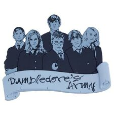 Wizarding World of Harry Potter Dumbledores Army Magnet Universal Studios