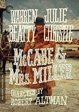 Mccabe & Mrs Miller (2016, DVD NEUF)2 DISC SET