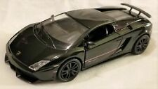RMZ City - 1:32 Scale Model Lamborghini Gallardo LP 570-4 Black (BBUF555998B)