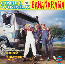 BANANARAMA CRUEL SUMMER 6 TRACK CD SINGLE REMASTERED IN A BUNCH PWL FREE P&P