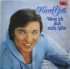 KAREL GOTT - WENN ICH DICH NICHT HATTE - LP