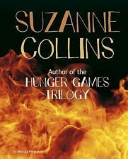 Suzanne Collins; Hardback Book, Author of the Hunger Games Trilogy, RT00000178