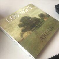 Los Tres Arena 2cd Digipack New Sealed Chile Rare Edition