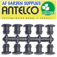 Micro Garden Irrigation Pipe/Hydroponics/Watering Tube Goof/Repair Plugs