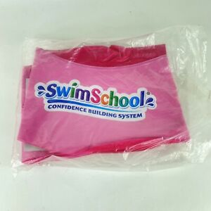 Swim School PINK Baby boat / flotation trainer ~GROW WITH ME~ 2-IN-1 swim system