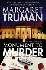 Monument to Murder: A Capital Crimes Novel by Truman, Margaret