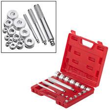 17 Pcs Aluminum 10-42mm Car Wheel Bearing Race Seal Bush Driver Master Tool Kit