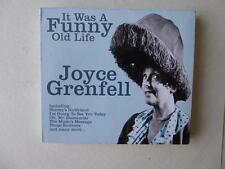 Joyce Grenfell - It Was a Funny Old Life 2006 CD In Case With Card Slipcase