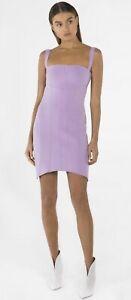 MISHA COLLECTION - NESSIE DRESS LILAC -BNWT Size 10 AU