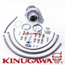 "Kinugawa GTX Ball Bearing Turbo 3"" GTX2860R A/R.73 FOR Nissan Skyline RB20DET"
