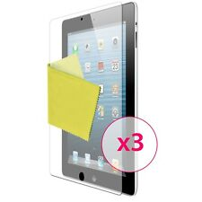 Films de protection Anti-Reflet HD iPad 2/3 et retina Lot de 3