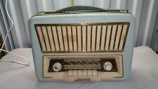 Akkord Transola Lux EE 57  Röhrenradio Kofferradio