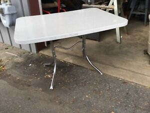 Formica Table Antique Tables 1900 1950 For Sale Ebay