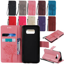Shockproof Stand Flip Hybrid Leather Wallet Case For Samsung S5 S6 S7 Edge Plus