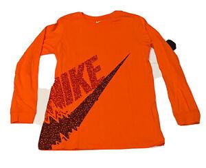 Boys Nike Long Sleeved Shirt Size Large