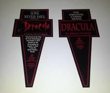 Bram Stoker's Dracula Promo Bookmark Stake 1992 Francis Ford Coppola