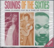 Sounds Of Sixties 1968 Classic Pop In Time Of Turmoil 3CD NEW Readers Digest