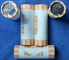 Canada 2014 5 Mint Rolls - Quarters (25 Cents)