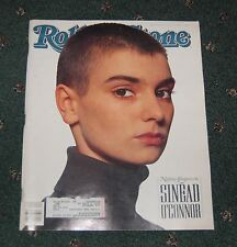 June 14 1990 issue of Rolling Stone Sinead O'Conner Cover