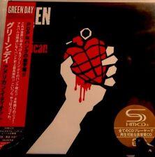 GREENDAY AMERICAN IDIOT JAPAN SHM MINI LP NEW/SEALED