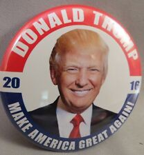 WHOLESALE LOT OF 22 TRUMP MAKE AMERICA GREAT AGAIN BUTTONS PHOTO PRESIDENT 2016