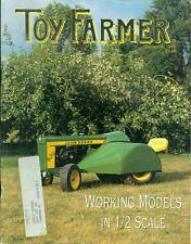 1995 Toy Farmer Magazine: September - Working Models in 1/2 Scale