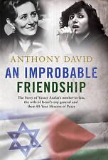 Une improbable Amitié: l'histoire de Yasser Arafat's belle-mère, la FEMME O
