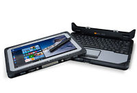 Panasonic Toughbook CF-20,Intel Core m5-6Y57,2,8Ghz,8GB,256GB SSD,4G,TOP Zustand