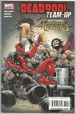 Deadpool Team up #899 : Guest Starring The Incredible Hercules